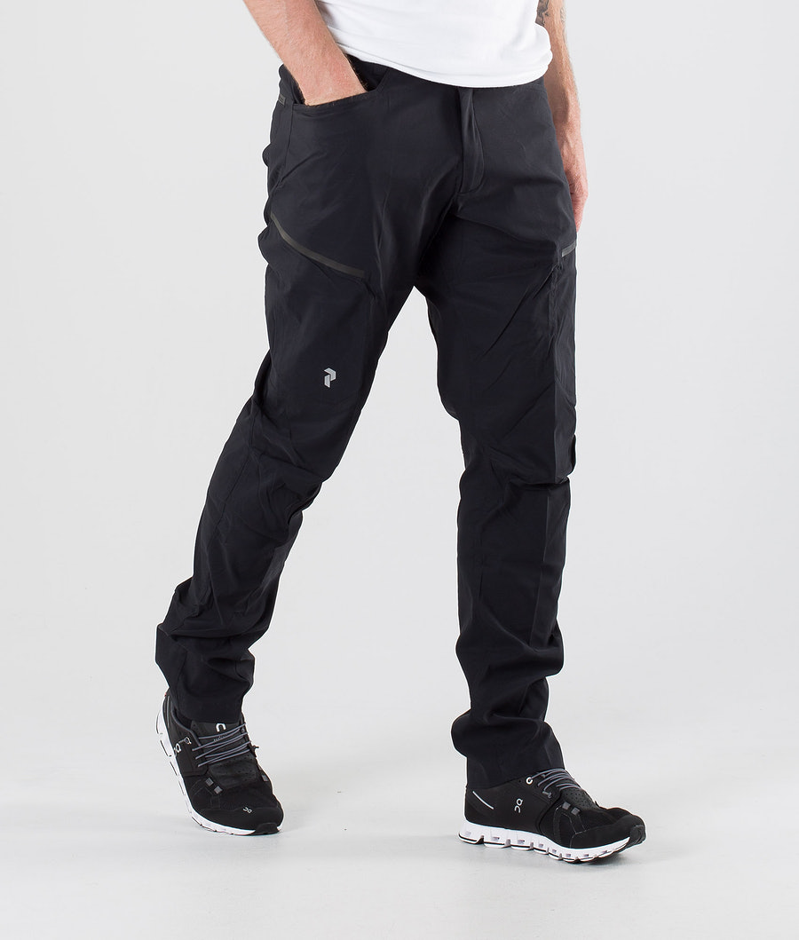 Peak Performance Iconiq Cargo Pantalon Black