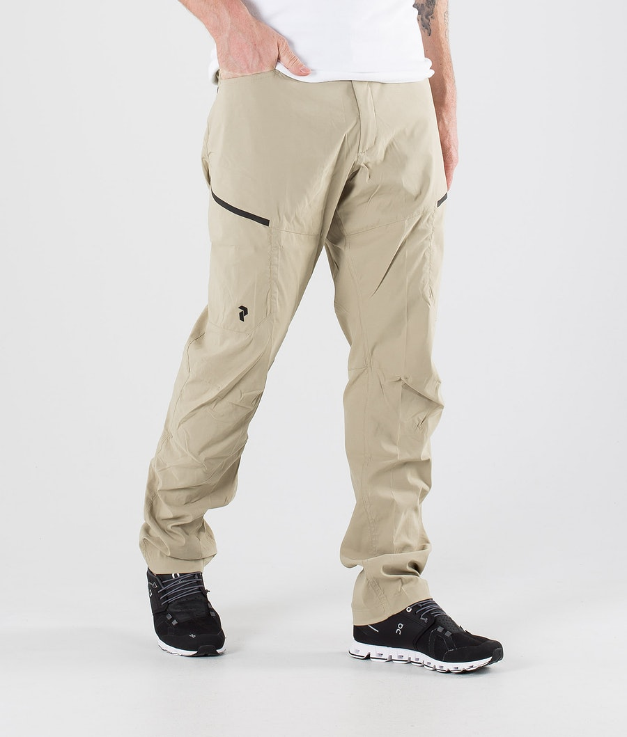 Peak Performance Iconiq Cargo Pants Desert Terrain