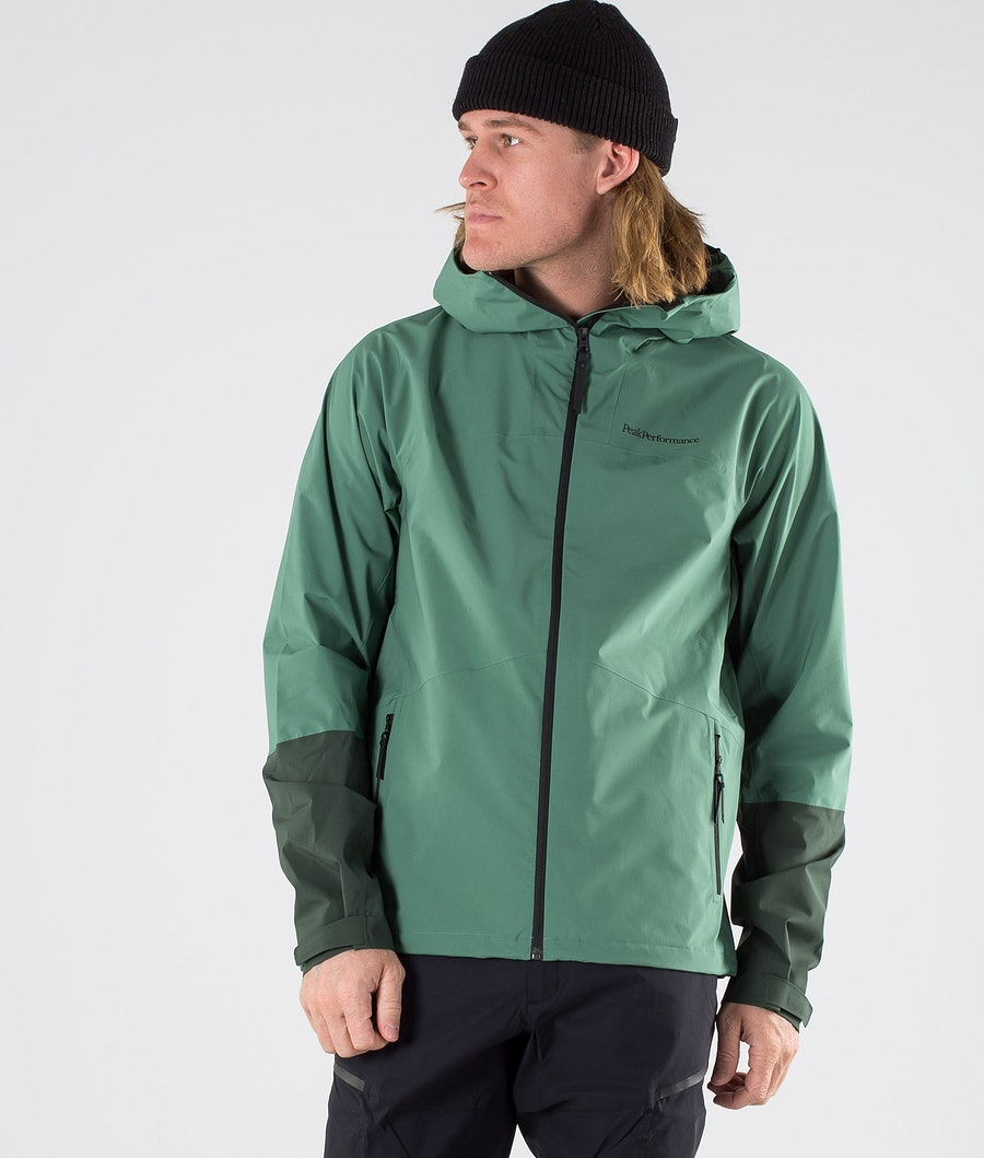 Peak Performance Nightbreak Jacket Alpine Tundra