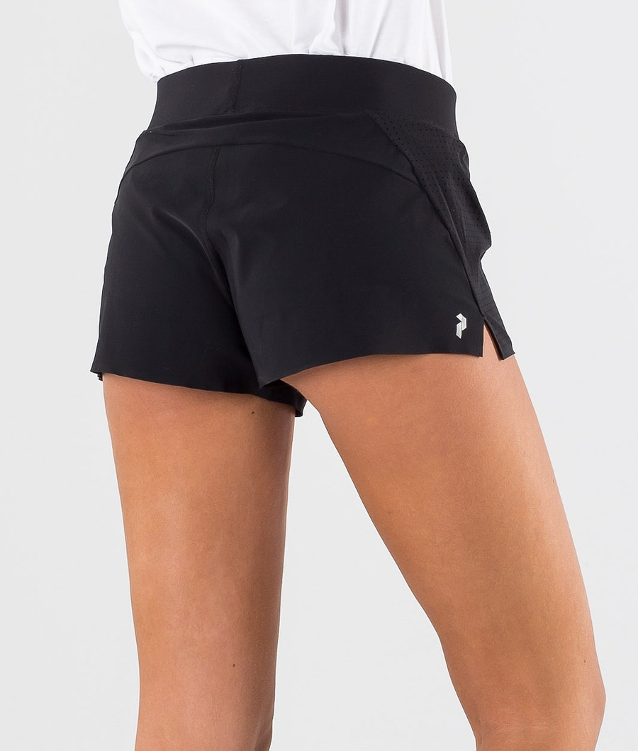Peak Performance Go Shorts Outdoor Shorts Damen Black