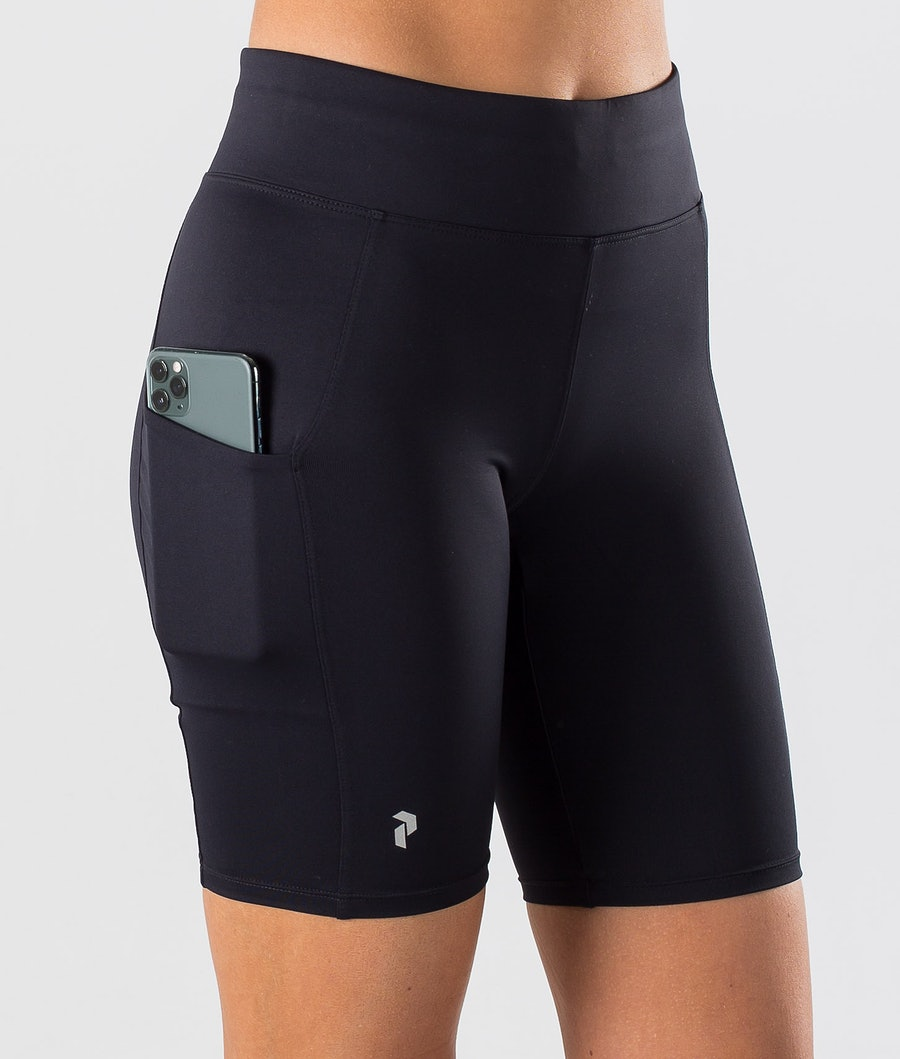 Peak Performance Revel Short Shorts Dame Black