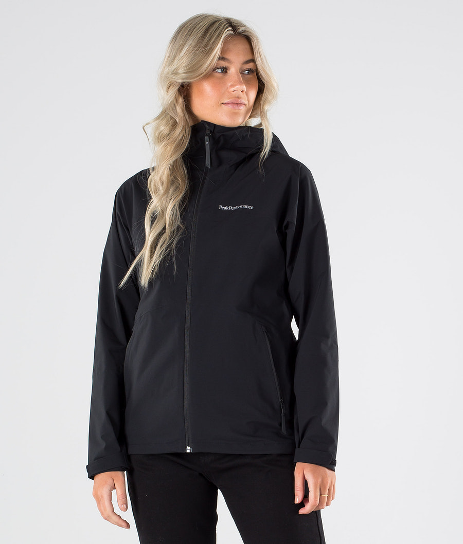 Peak Performance Nightbreak Jacke Black