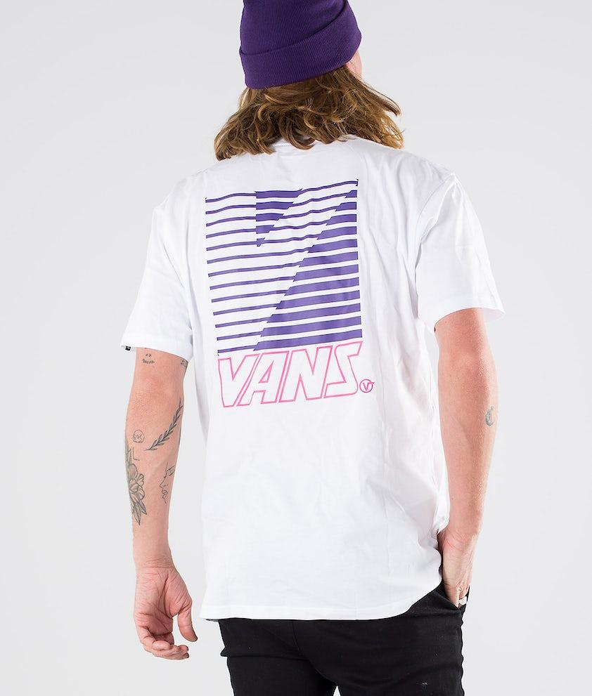 Vans Retro Sport SS T-shirt White