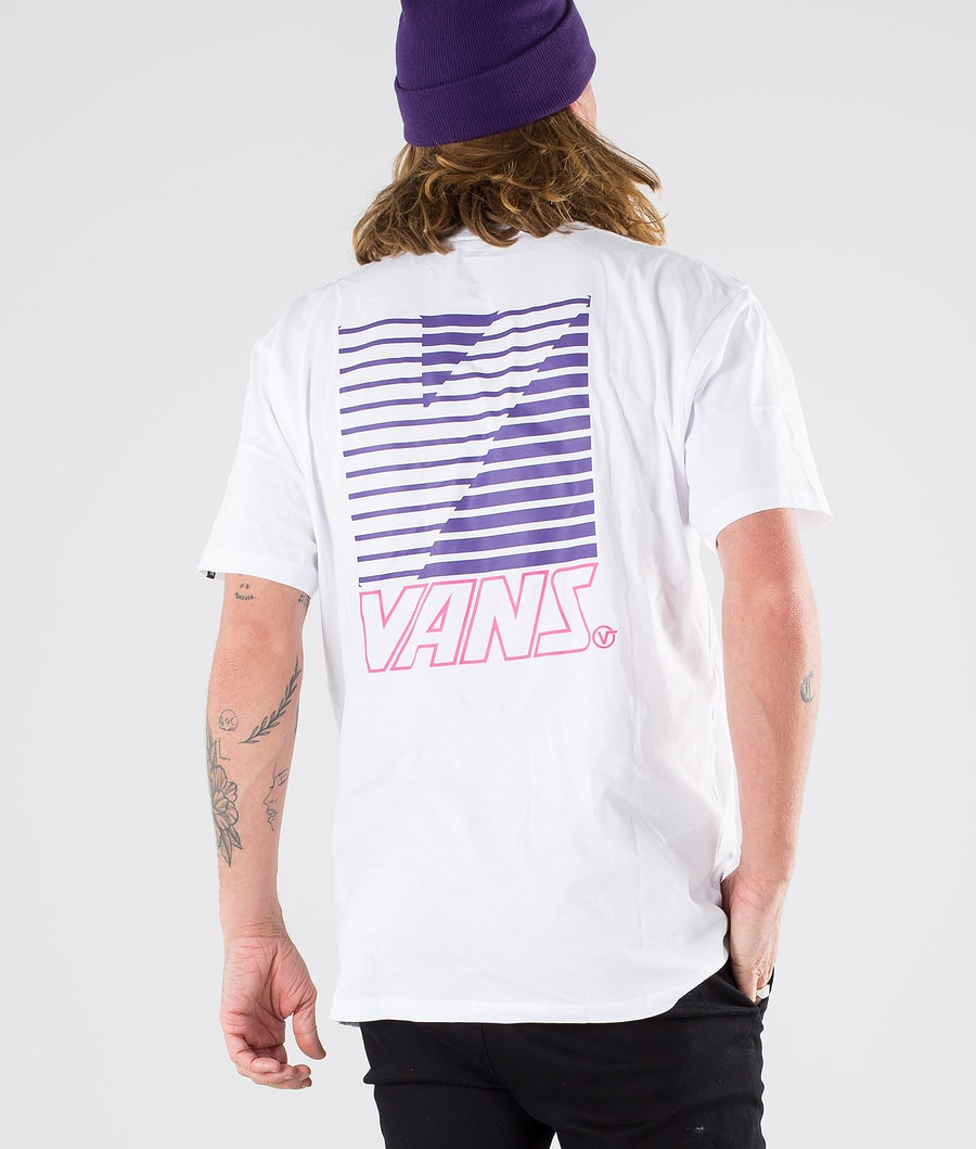 Vans Retro Sport SS T-shirt White