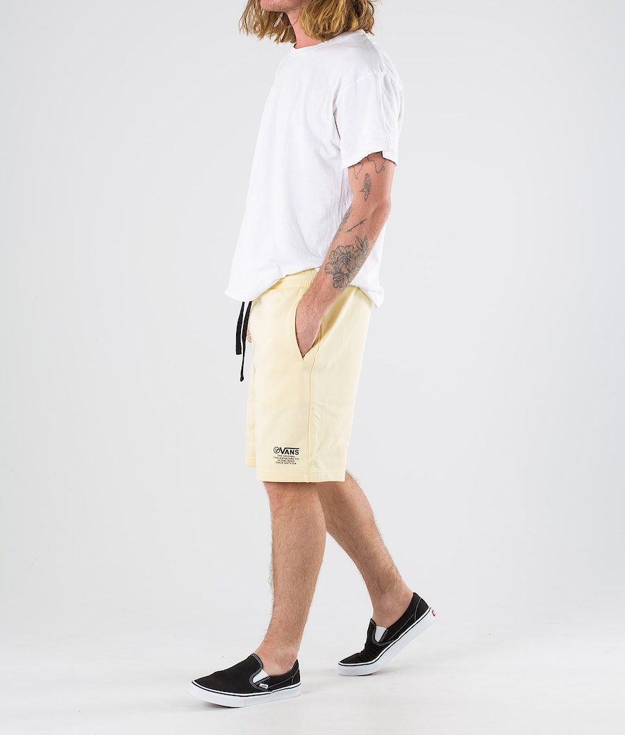 Vans Distort Type Fleece Short Double Cream