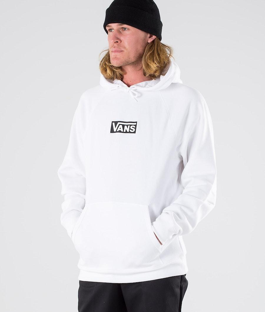 Vans Versa Standard  Hood White