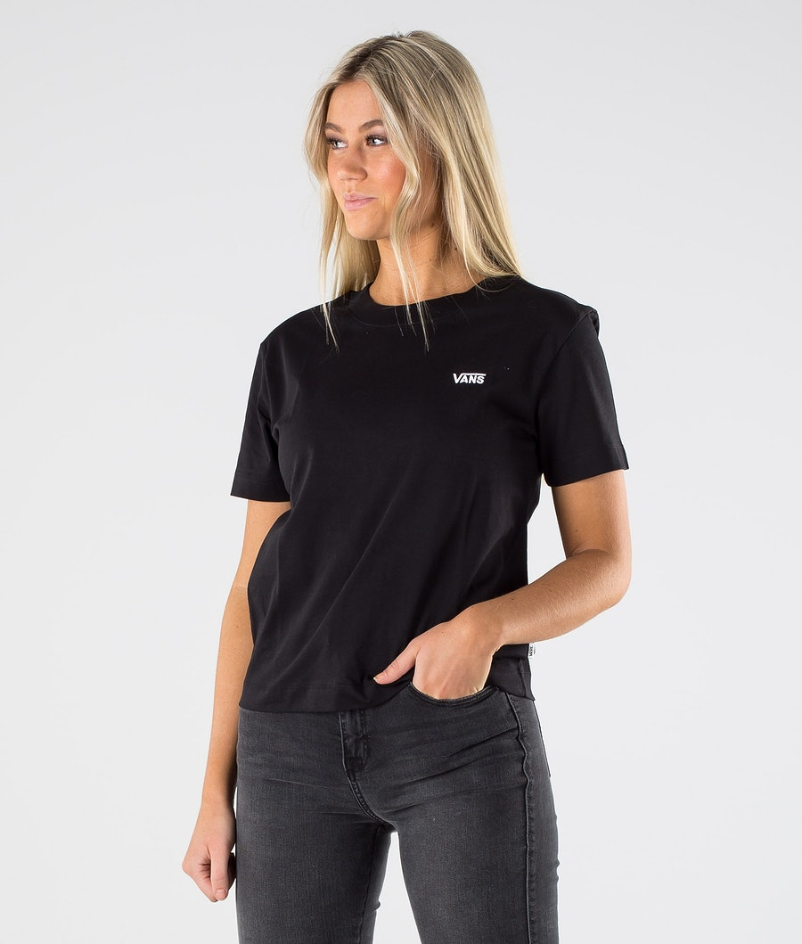 Vans Junior V Boxy T-Shirt Black
