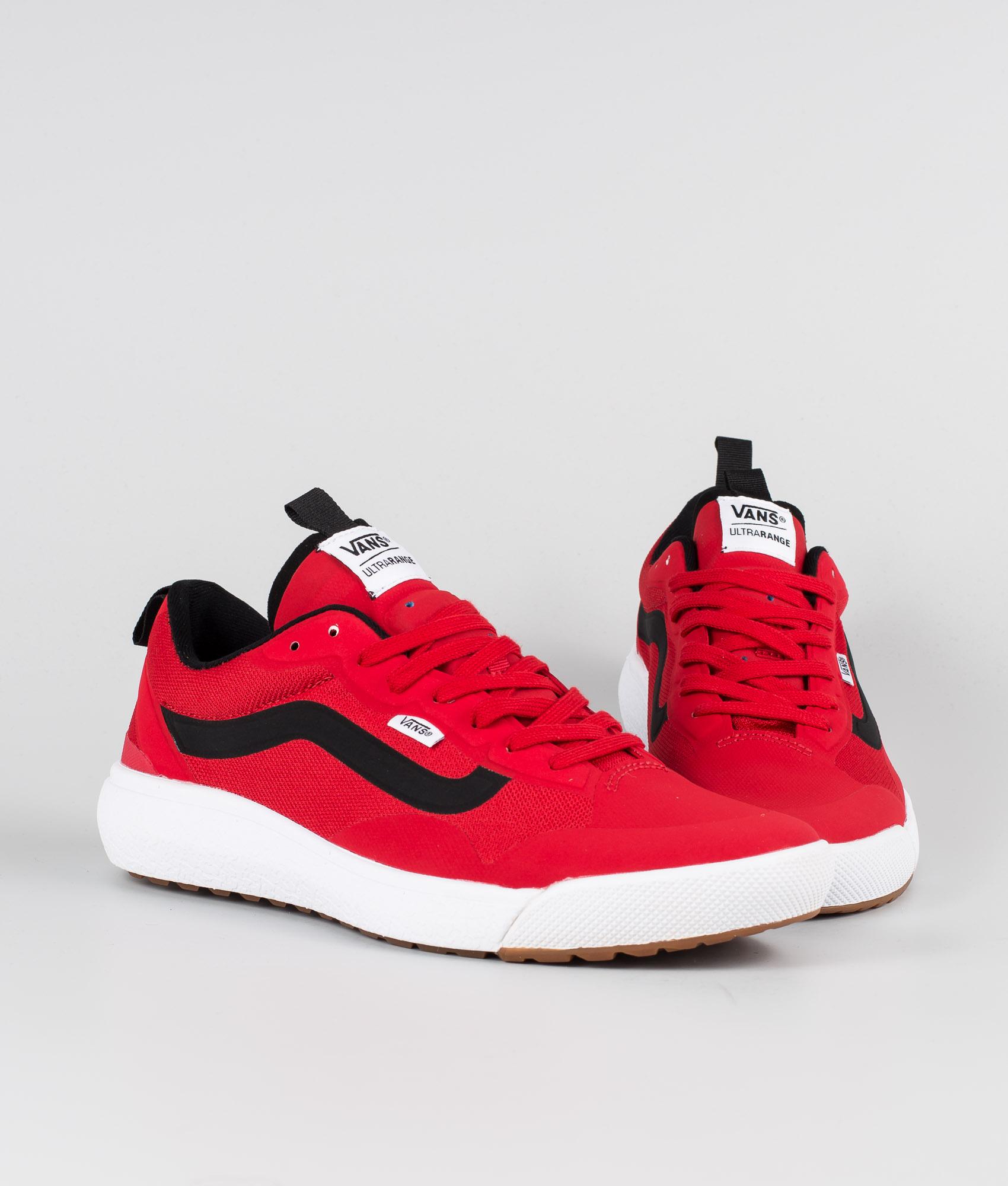 Vans UltraRange EXO Scarpe Red