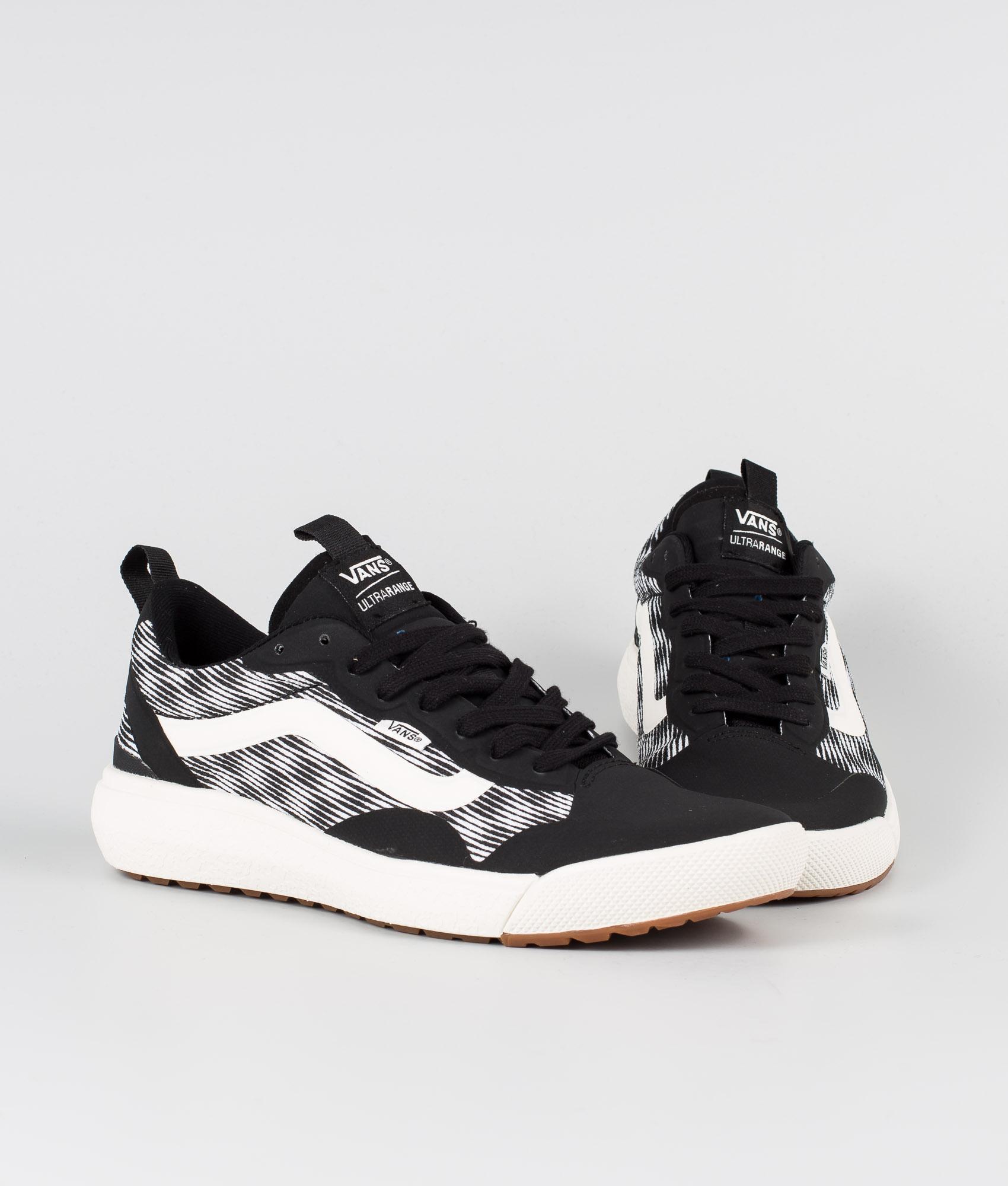 Vans UltraRange EXO Shoes (Blur Checker