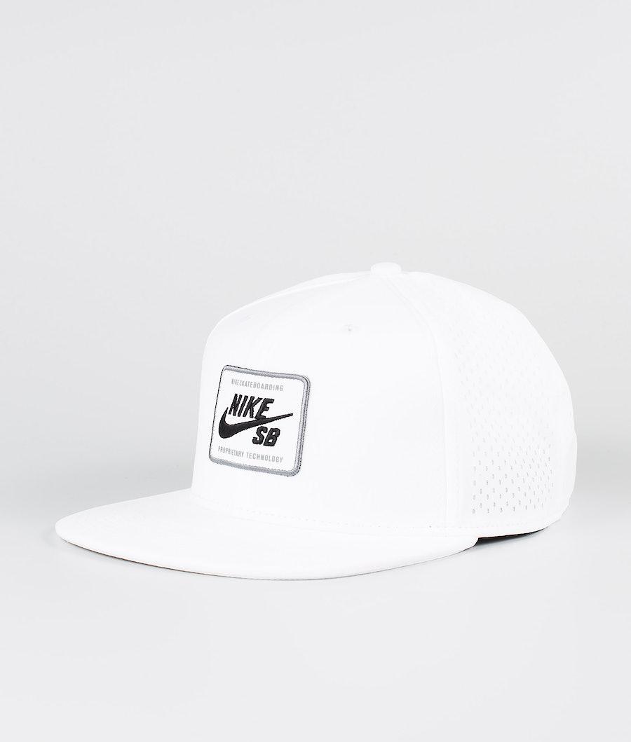 Nike Arobill Pro Cap 2.0 Lippis White/Black