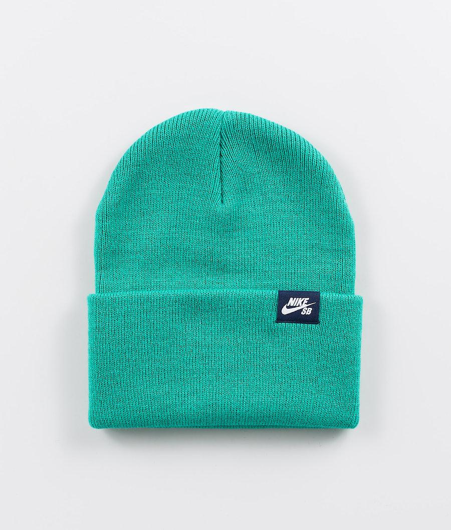 Nike SB Cap Utility Beanie Mütze Neptune Green/White