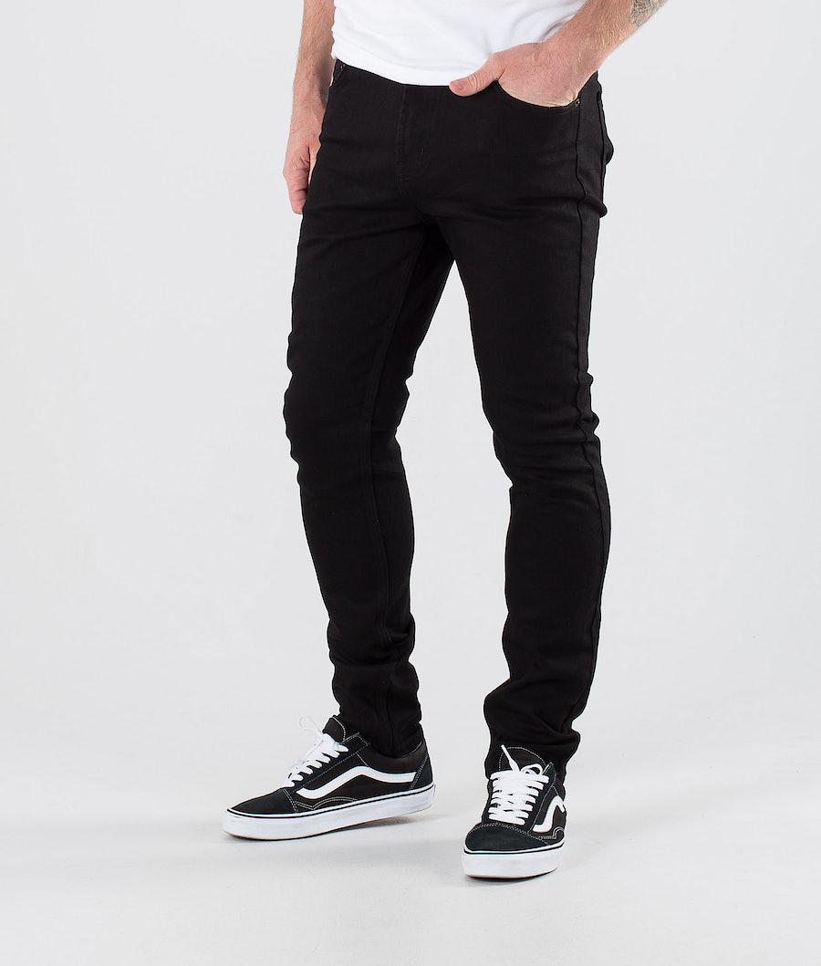 Sweet SKTBS Slim Colored Pantalon Black
