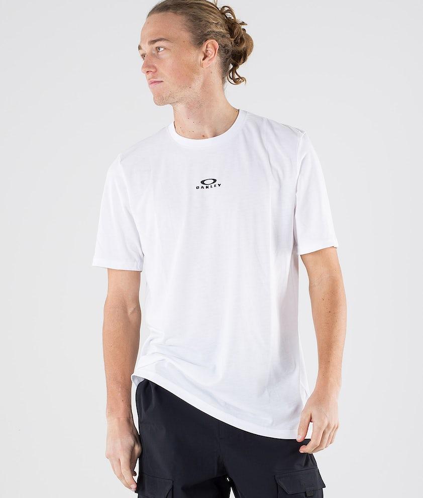 Oakley Bark New SS T-shirt White