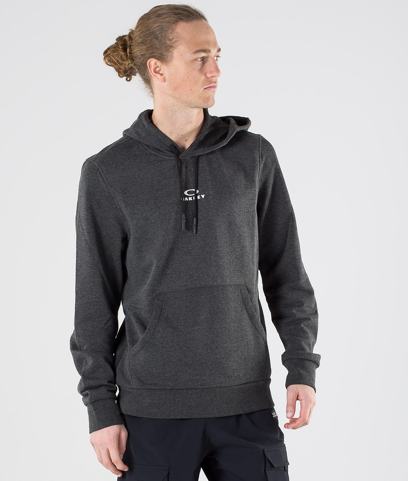 Oakley Hoodie New Bark Hood Dark Grey Heather