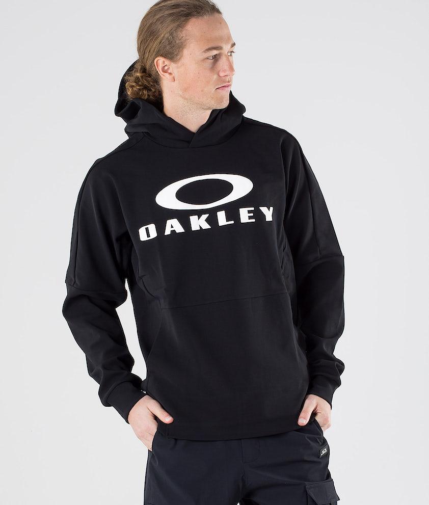 Oakley Enhance Mobility Fleece Hoody Hood Blackout