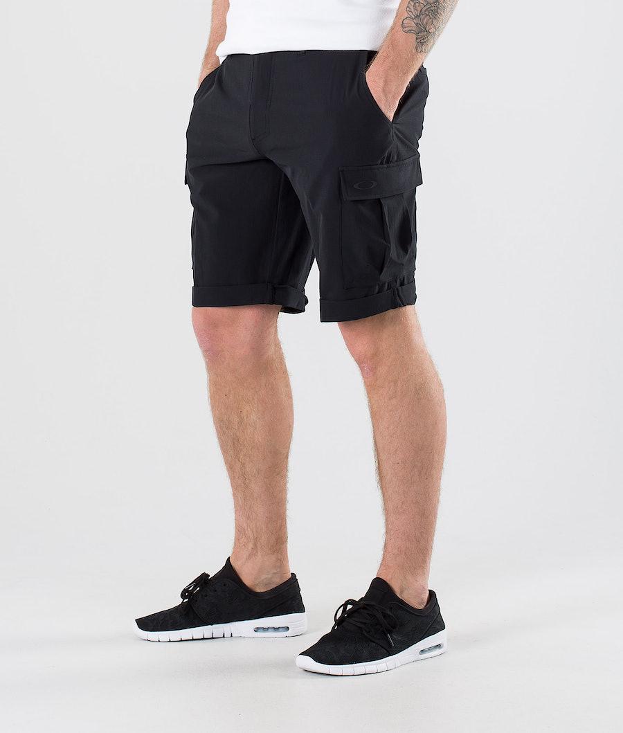 "Oakley Hybrid Cargo Short 20"" Shorts Blackout"