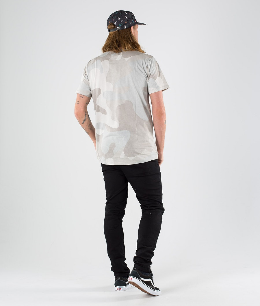 SQRTN Great Norrland T-shirt SMU Grey Camo