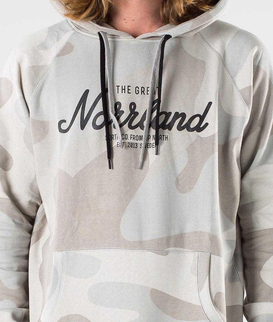 SQRTN Great Norrland Hood SMU Grey Camo
