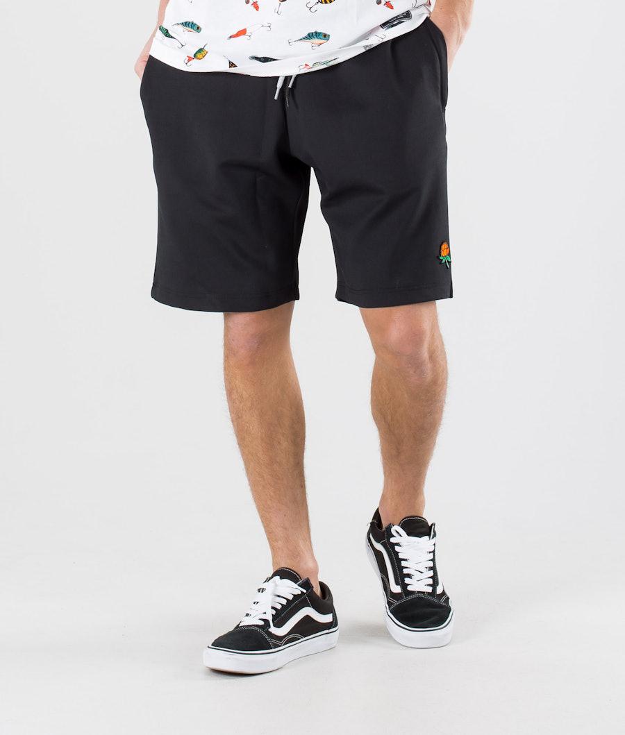 SQRTN CB Sketch Shorts Black