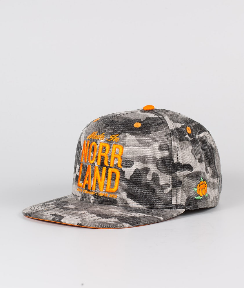 SQRTN Made In Keps Grey Camo