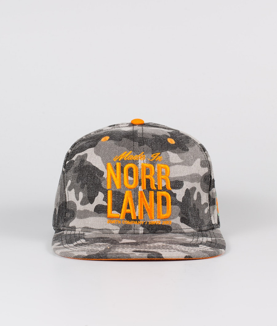 SQRTN Made In Lippis Grey Camo