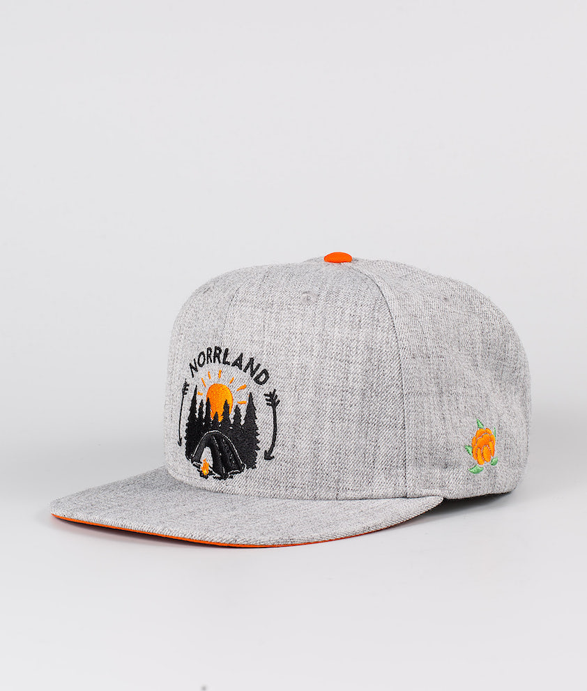 SQRTN Sunrise Caps Grey