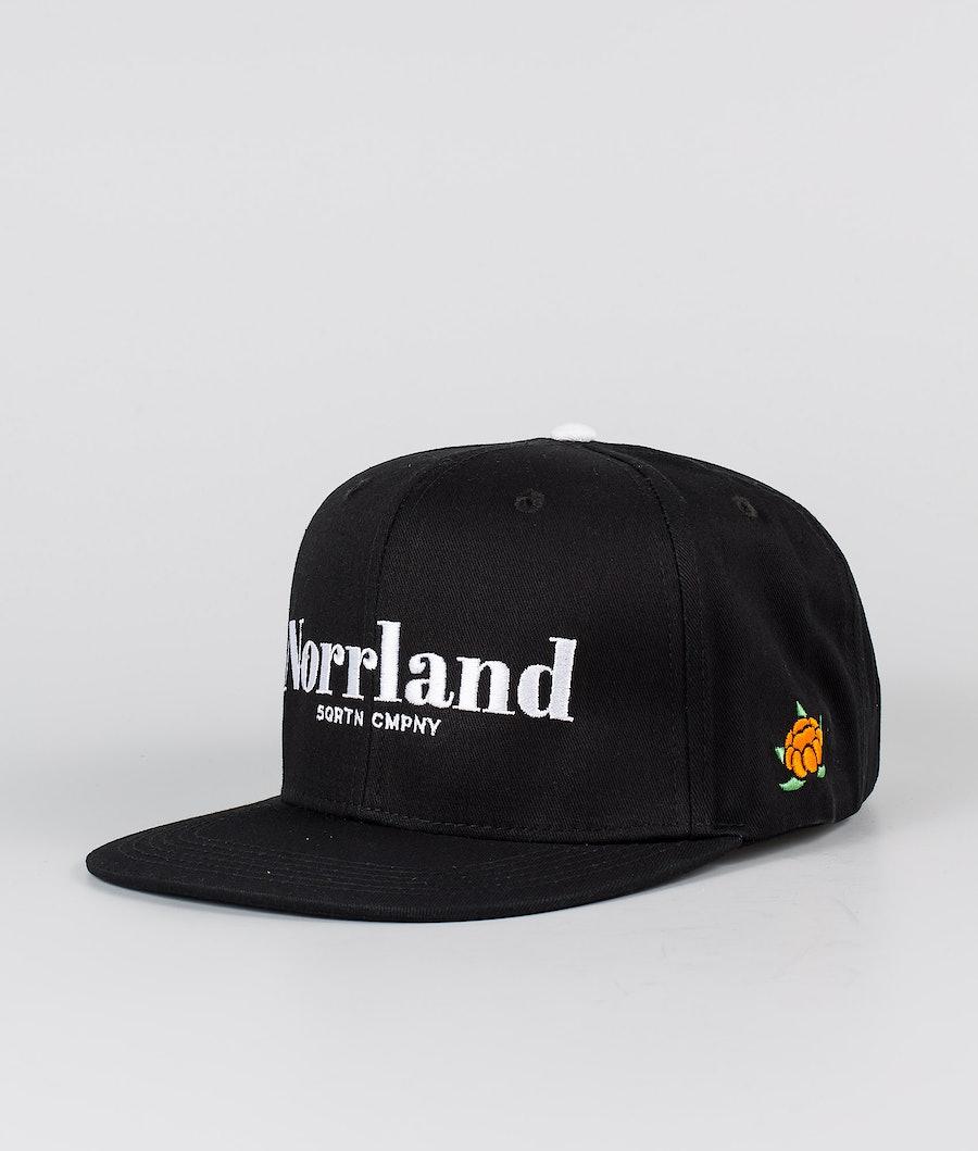 SQRTN Landscape Caps Black