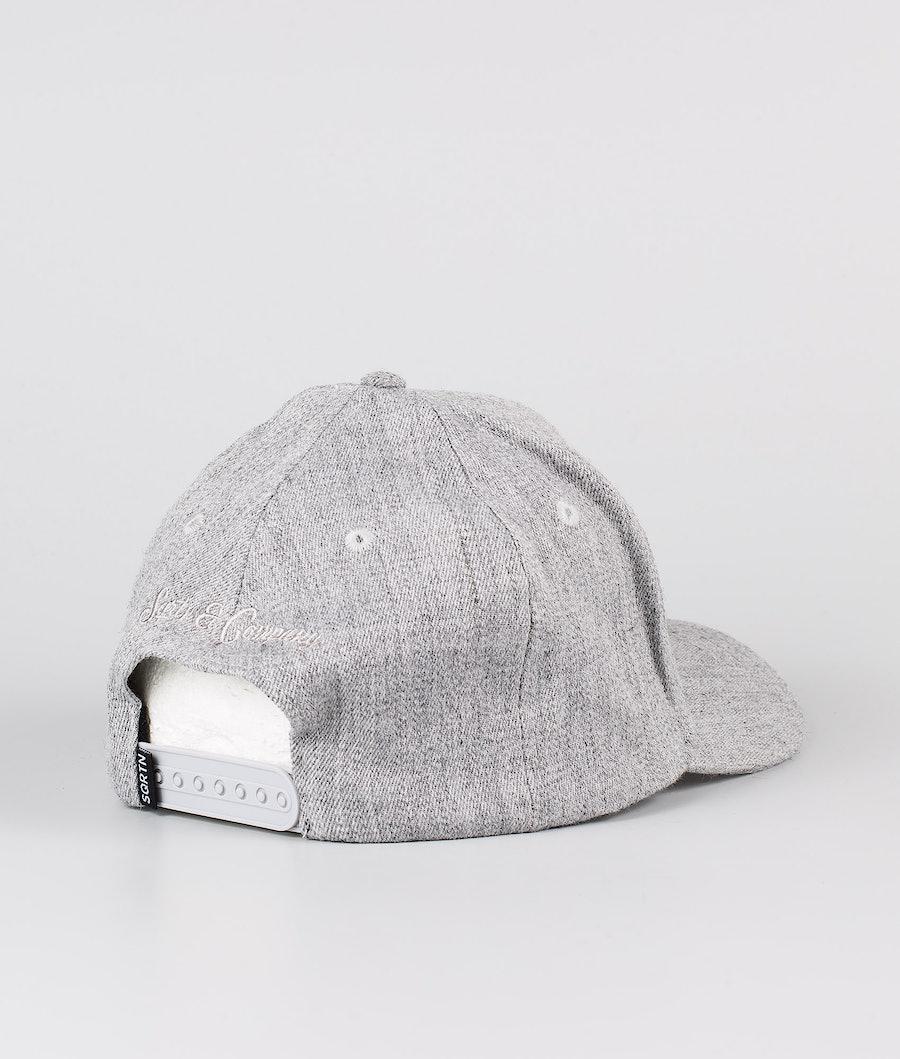 SQRTN NRLND 120 Caps Grey