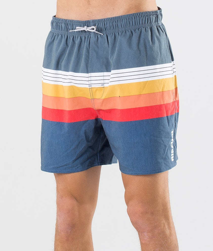 Rip Curl Layered 16'' Volley Badeshorts Navy