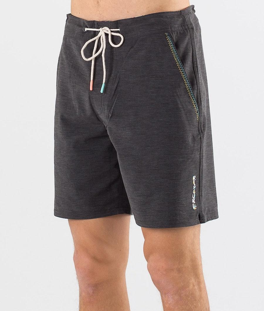 Rip Curl Kfish Layday Swimwear Black