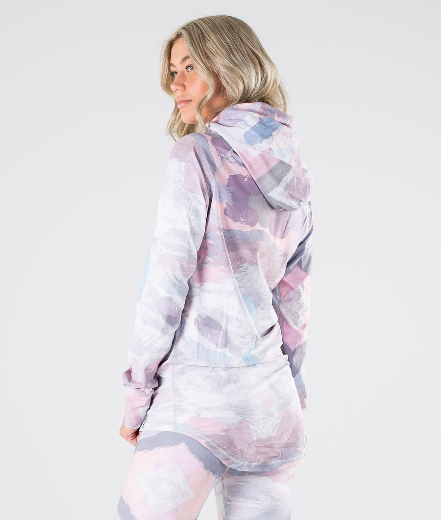 Eivy Icecold Hood Top Funktionsshirt Damen Faded Brush