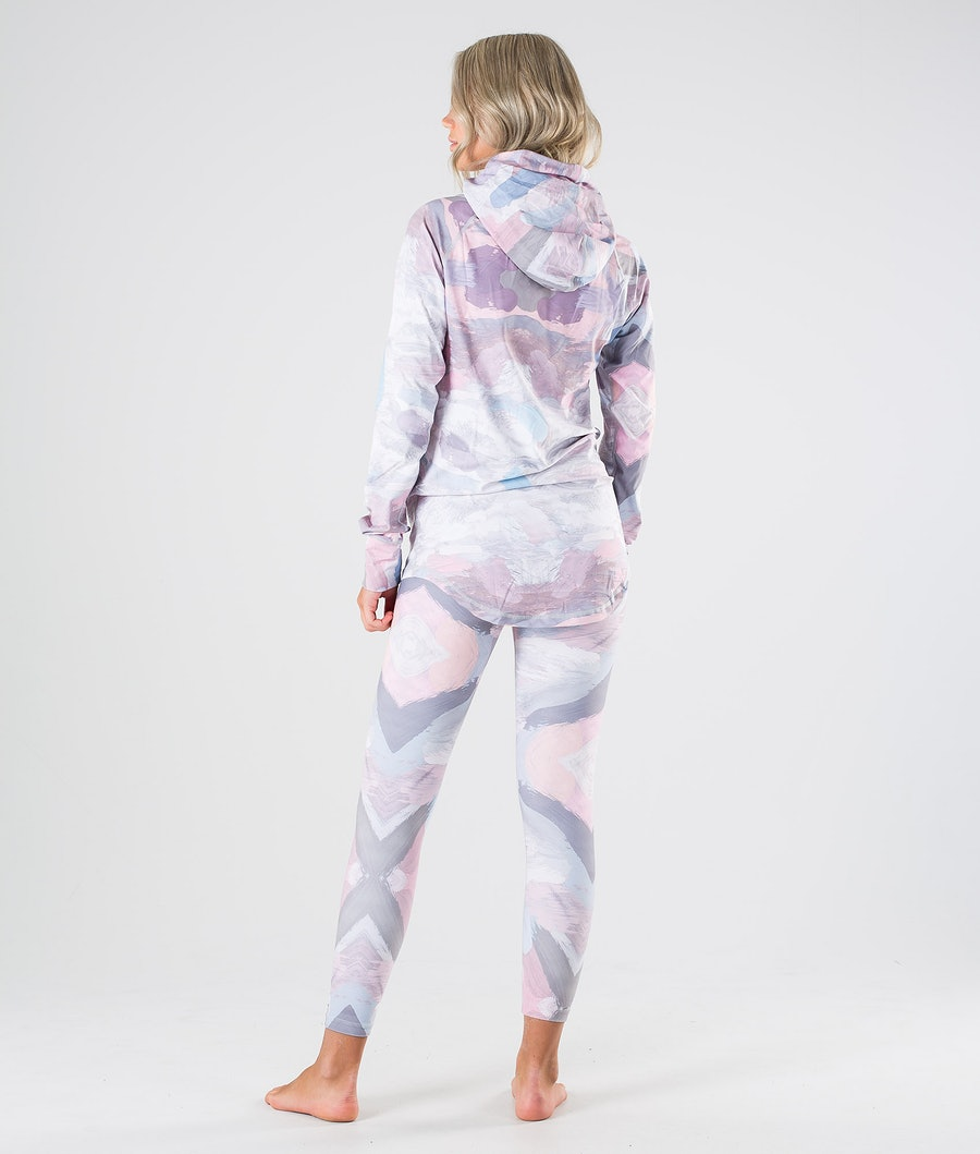 Eivy Icecold Hood Top Women's Base Layer Top Faded Brush