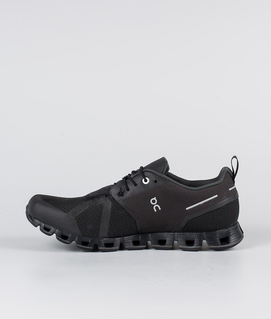 On Shoes Cloud Waterproof Shoes Black/Lunar