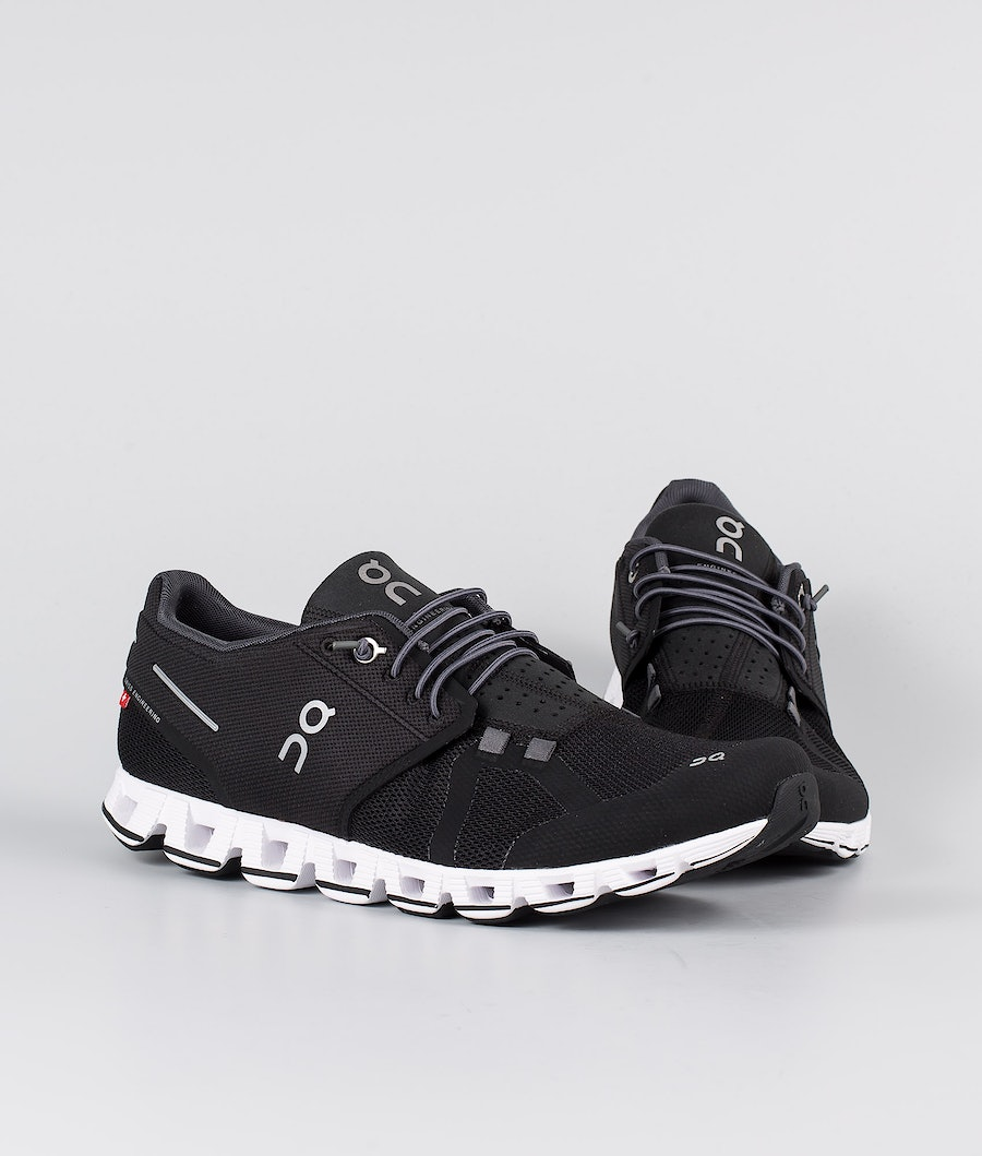 On Shoes Cloud Scarpe Black/White