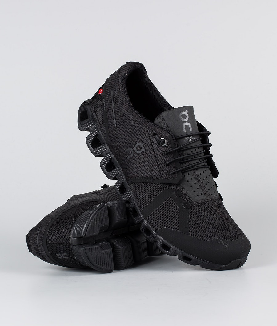 On Shoes Cloud Chaussures All Black