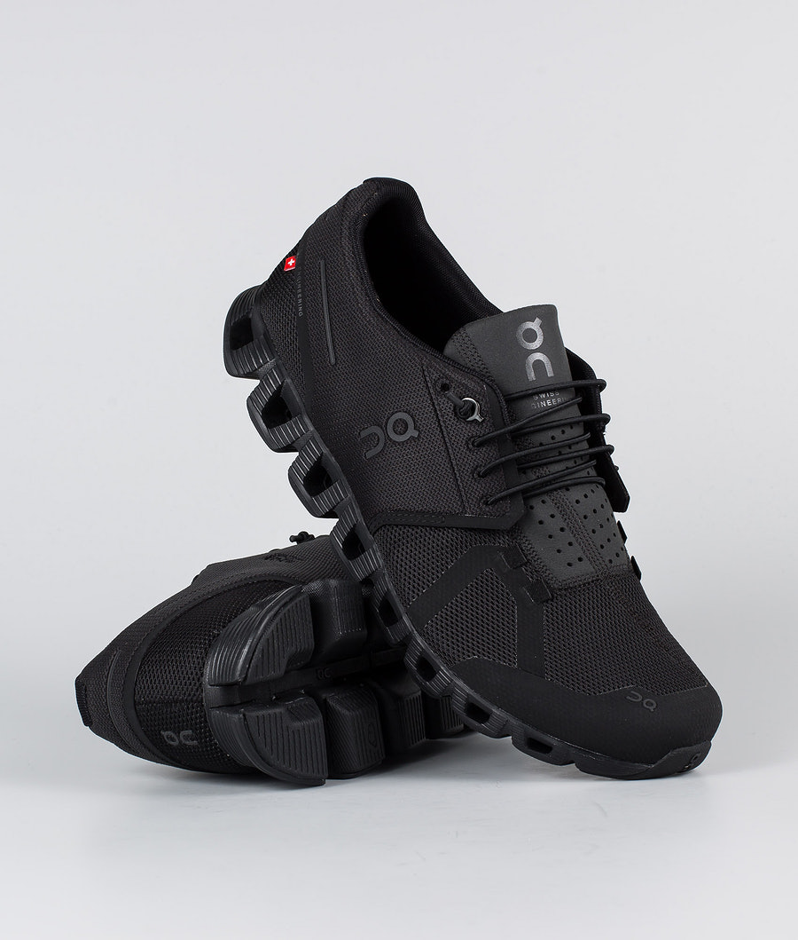 On Shoes Cloud  Schuhe All Black
