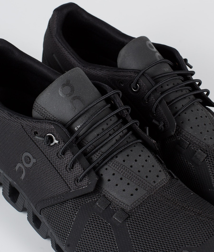 On Shoes Cloud Shoes All Black