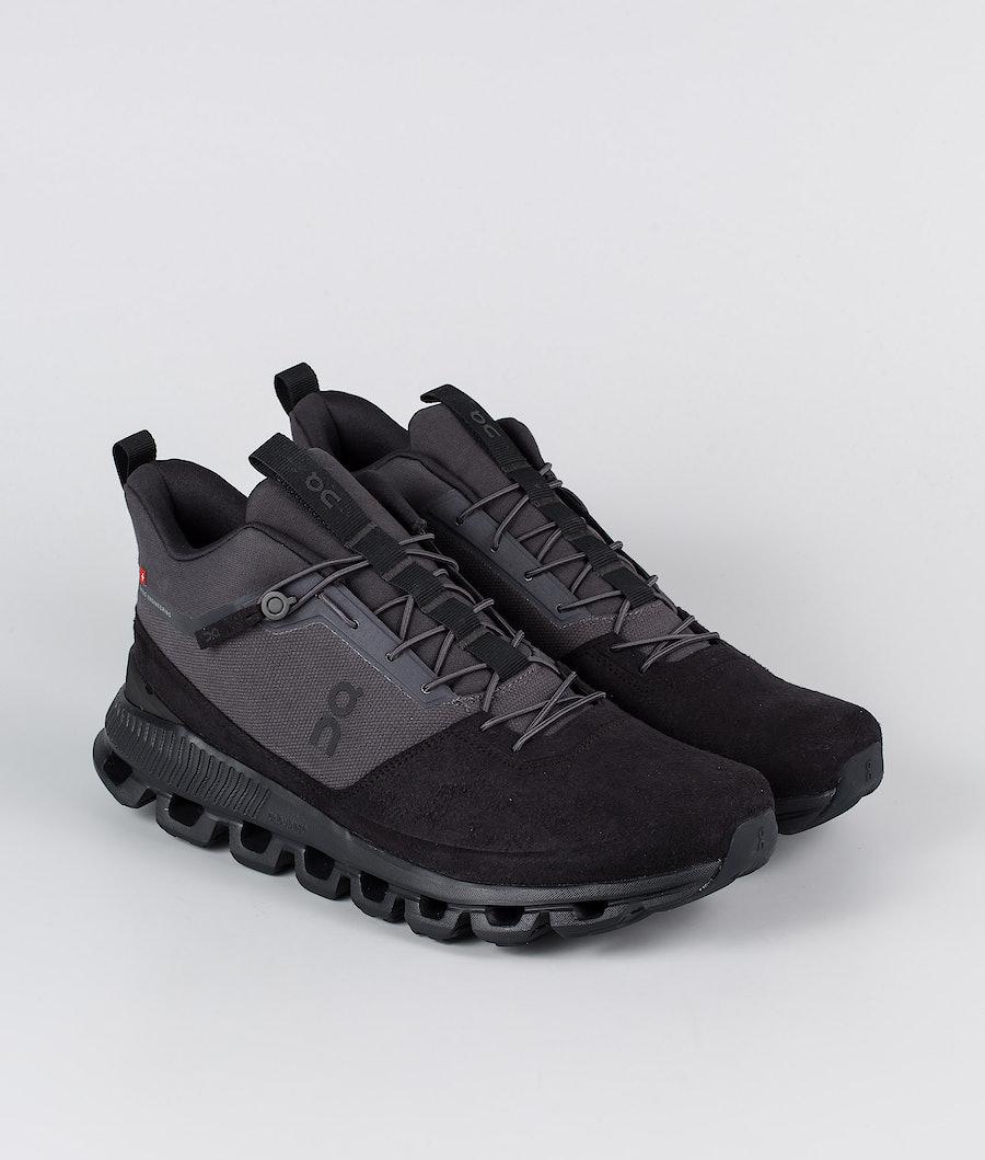 On Shoes Cloud Hi  Skor Eclipse/Black