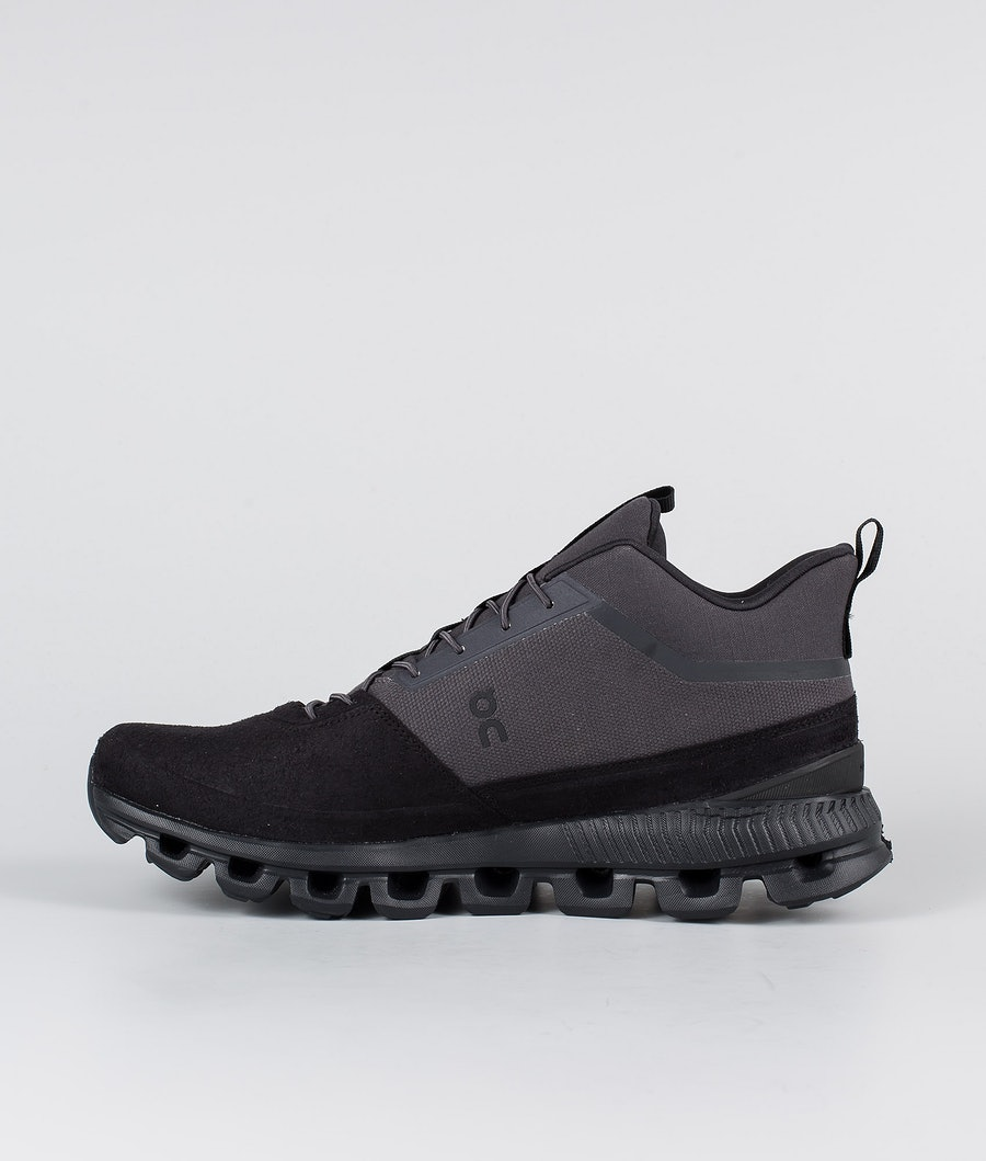 On Shoes Cloud Hi Shoes Eclipse/Black