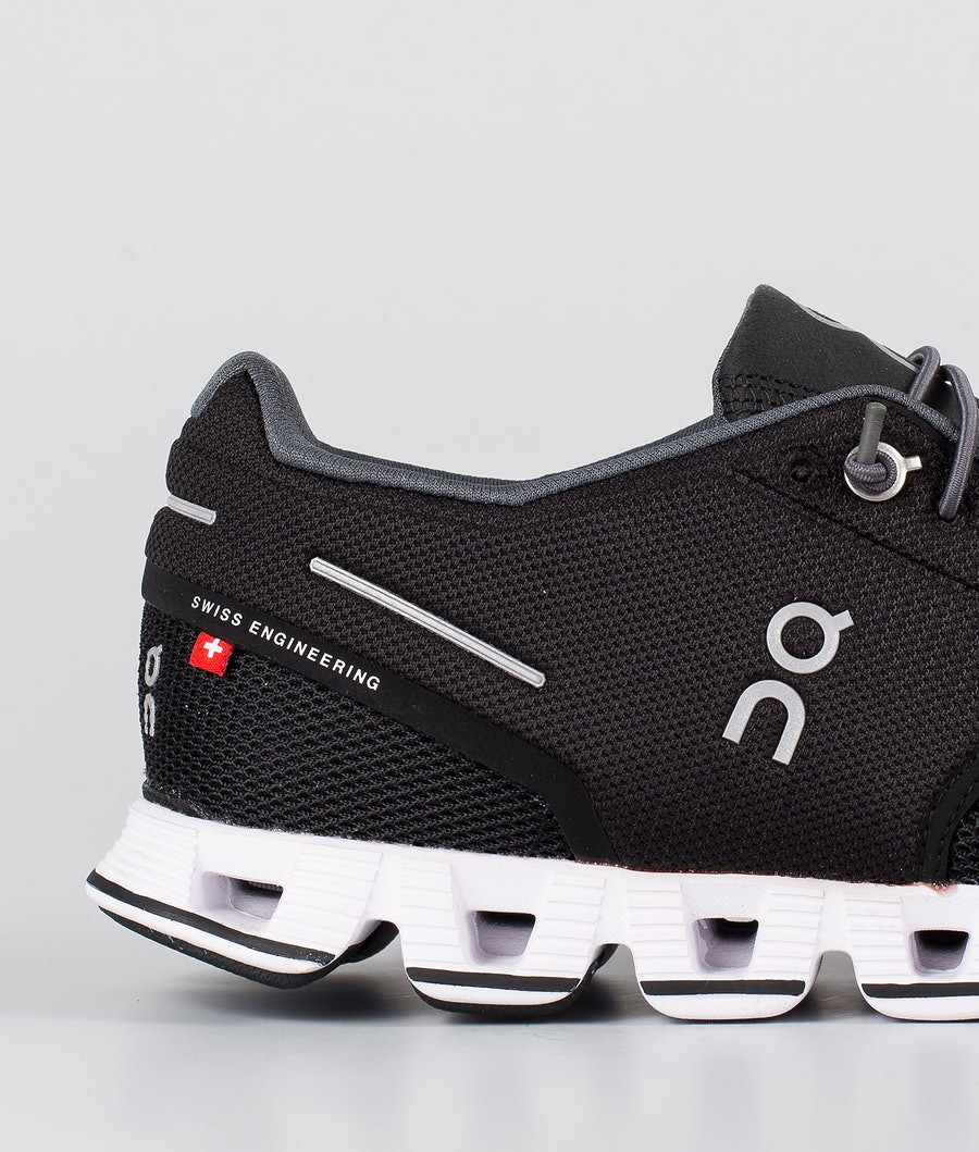 On Shoes W Cloud Women's Shoes Black/White