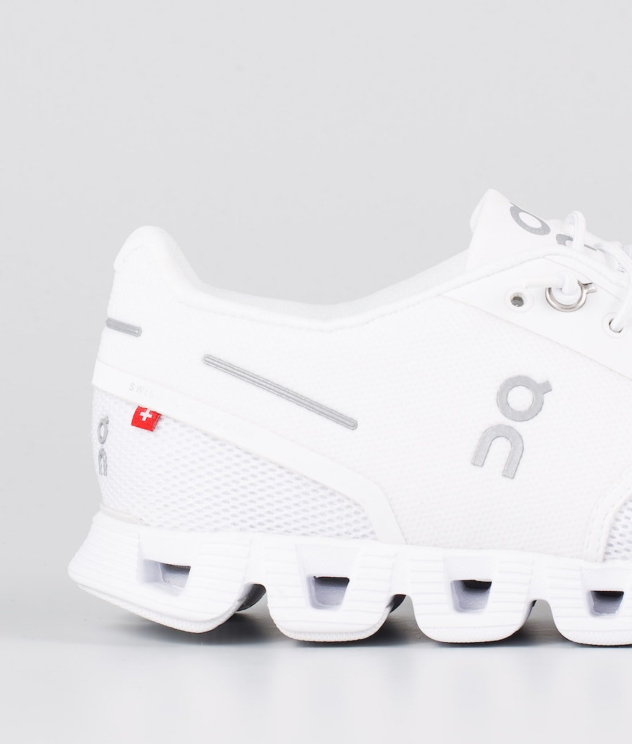 On Shoes W Cloud Women's Shoes All White