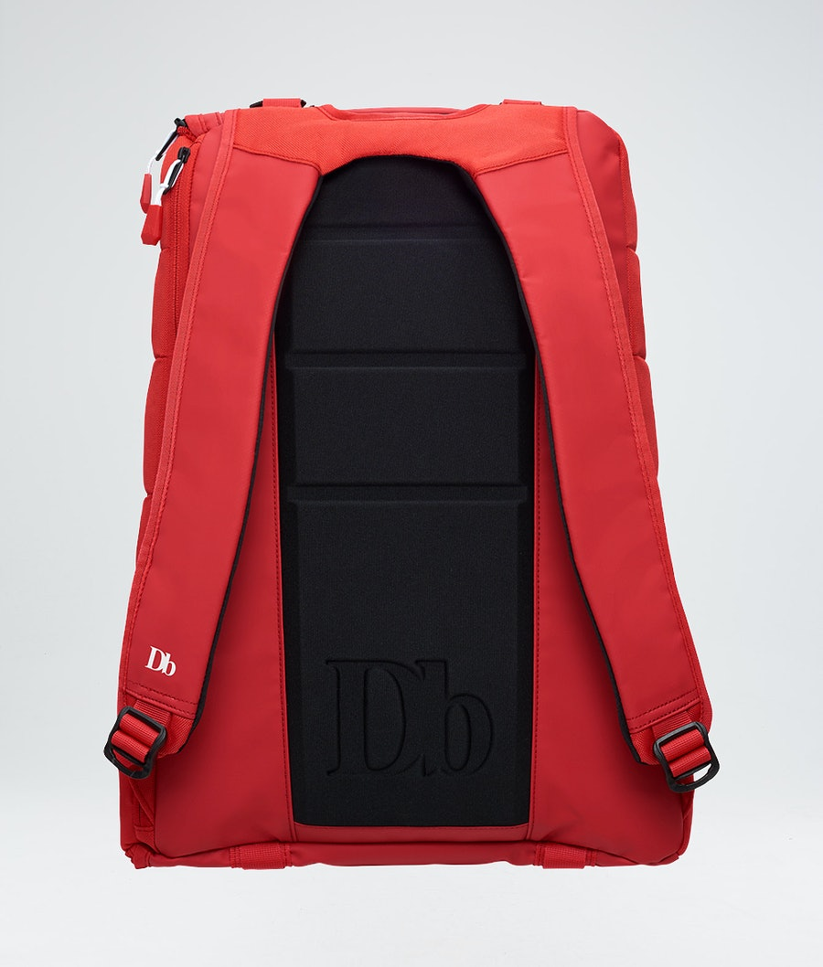 Douchebags Base 15L Väska Snow Scarlet Red