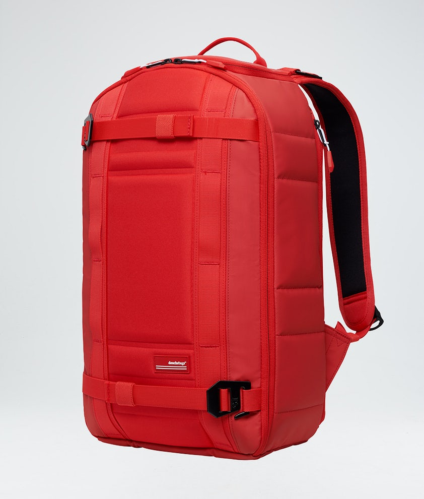 Douchebags The Backpack Snow Bag Scarlet Red
