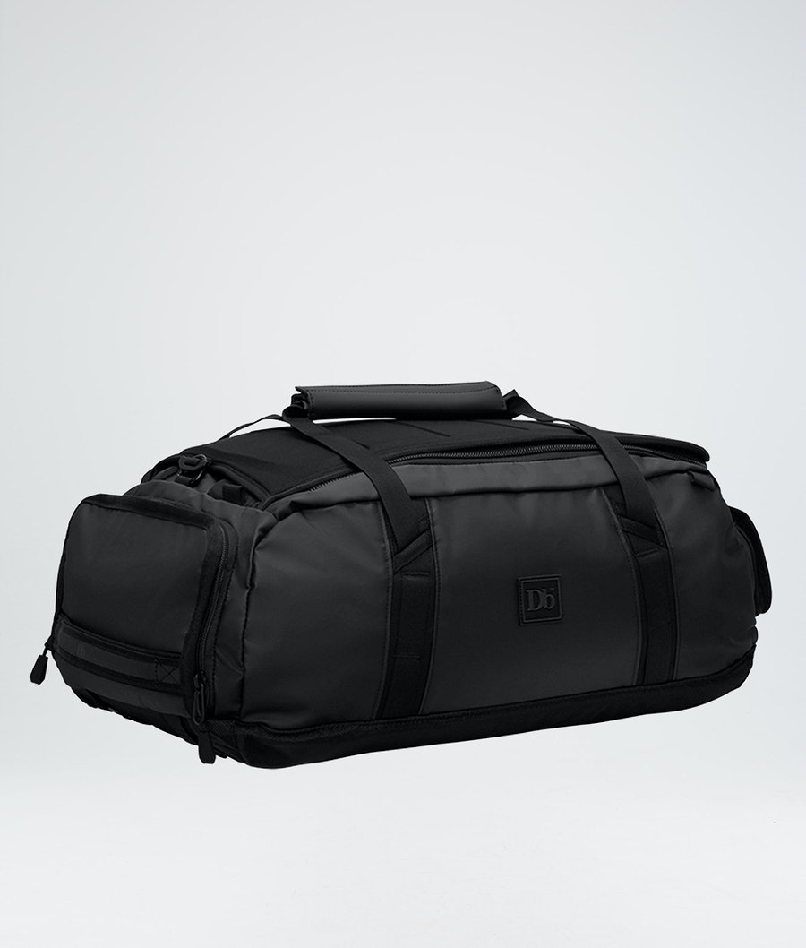 Douchebags The Carryall 40L Snow Bag Black Out