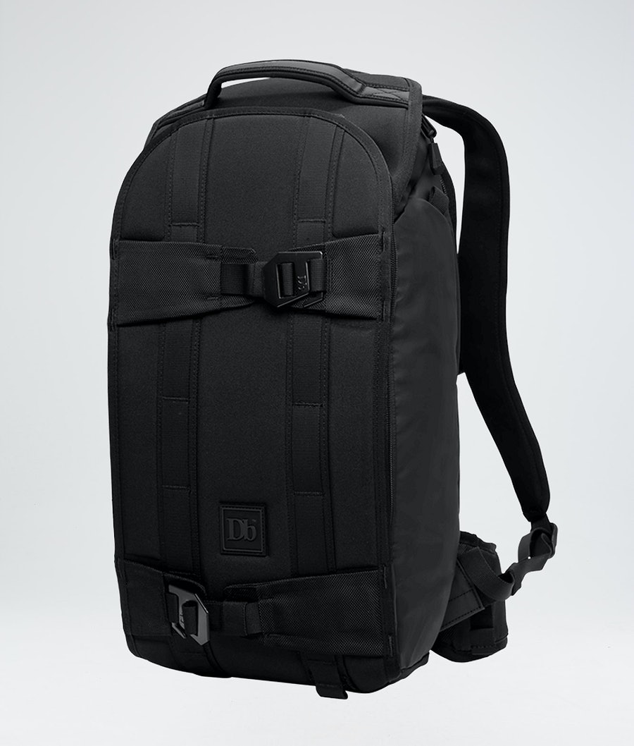 Douchebags The Explorer Sac de Montagne Black Out