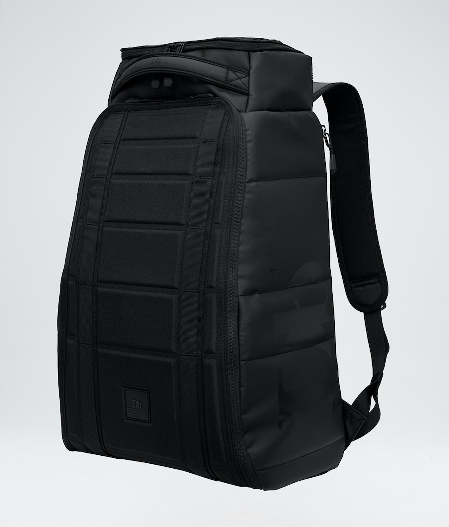 Douchebags Hugger 30L EVA Väska Snow Black Out EVA