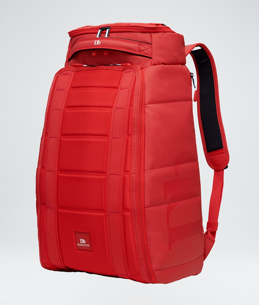 Douchebags Hugger 30L EVA Tasche Scarlet Red