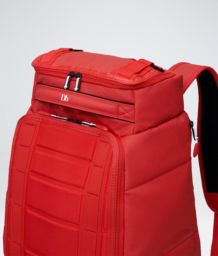 Douchebags Hugger 30L EVA Väska Scarlet Red