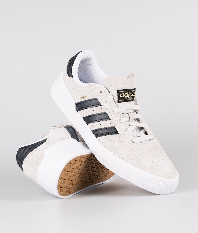 Adidas Skateboarding Busenitz Vulc II  Shoes Footwear White/Core Black/Gum4