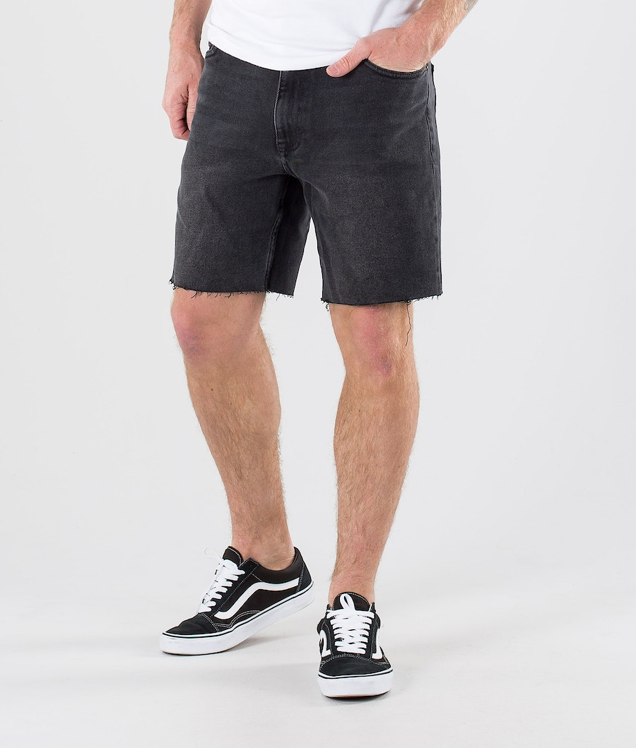 Dr Denim Gene Denim Shorts Shorts Black Dusk